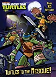 img - for Turtles to the Rescue! (Teenage Mutant Ninja Turtles) (Color Plus Tattoos) book / textbook / text book