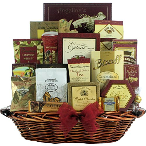 Great Arrivals Large Gourmet Gift Basket