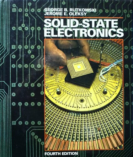 Solid-State Electronics PDF