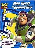 echange, troc Hemma - Mon livret de gommettes Toy Story 3 : Avec plus de 200 gommettes