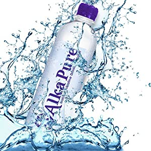Alka-Pure® Natural Alkaline Wellness Water 16.9oz (Case of 24)