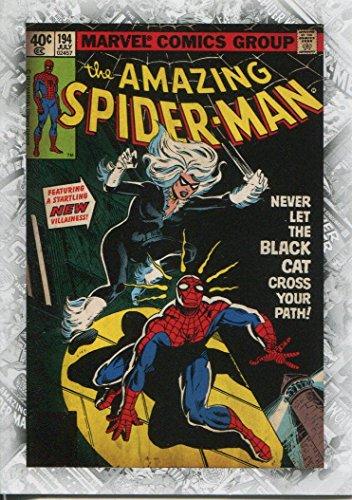 Marvel Anfängen Serie 2Durchbruch Chase Karte b-73The Amazing Spider-Man # 194