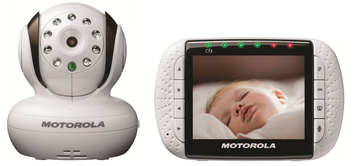 Motorola Video monitor