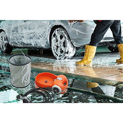 Pure clean travel outdoor portable spray pressure washer cleaning