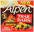 Alpen Berries Trail Bar 48g x 3 (Pack of 11, 33 bars in total)
