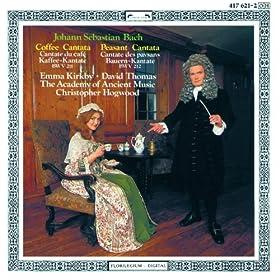 """J.S. Bach: Cantata, BWV 212 """"Peasant Cantata"""" - 4-5 Ach es schmeckt doch gar zu gut"""