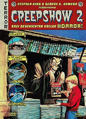 Creepshow 2 - Kleine Horrorgeschichten - Uncut - Mediabook (+ DVD) [Blu-ray] [Limited Collector's Edition]
