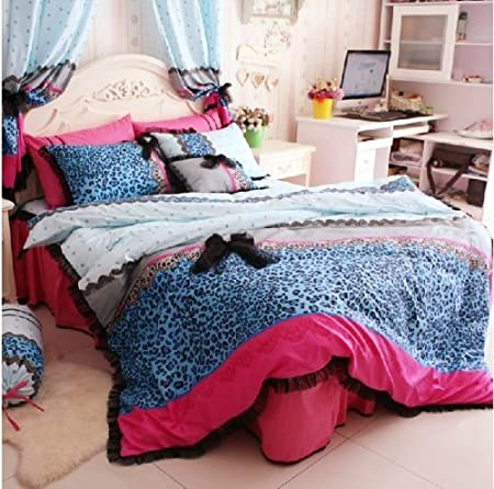 leopard print bedding totally kids totally bedrooms kids bedroom