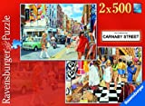 Ravensburger Carnaby Street Puzzles (2 x 500 Pieces)