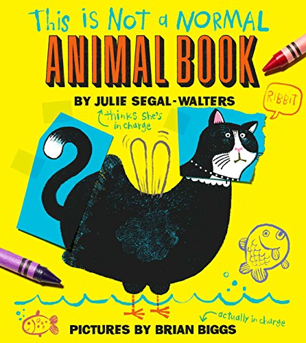 Book Cover: This Is Not a Normal Animal Book
