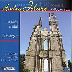 Jolivet: Melodies, Vol. 1