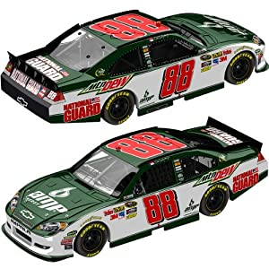 Dale Earnhardt Jr #88 Amp Energy 2011 Chevy NASCAR Diecast Car, 1:24 Scale HOTO