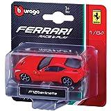 Burago Ferrari F12 berlinetta Red 1/64