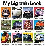 My Big Train Book (My Big Board Books)