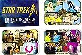 2016 Star Trek The Original Series 50th Anniversary Complete 80 Card Base Set