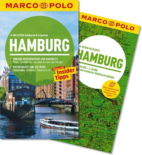 MARCO POLO Reiseführer Hamburg: Reisen mit Insider-Tipps. Mit EXTRA Faltkarte & Cityatlas hier kaufen