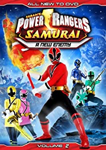 Power Rangers Samurai: A New Enemy (Volume Two)