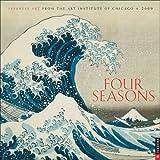 Four Seasons: Japanse Art from the Art Institute of Chicago 2009 Wall Cale (0789317397) by Art Institute Of Chicago