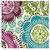 Fashion Floral Lunch Napkins