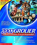 2002 Grolier Multimedia Encyclopedia Deluxe (2 CD edition)