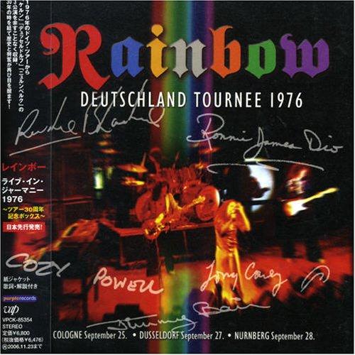 RAINBOW - Deutschland Tournee  (CD 5) - Zortam Music