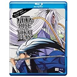 Nura: Rise of the Yokai Clan Set 2 [Blu-ray]