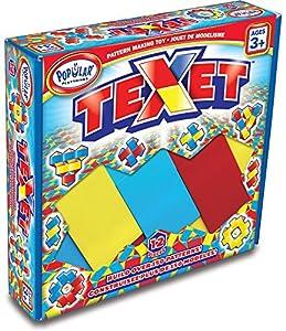 Popular Playthings Texet Brainteaser Puzzle