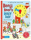 img - for Benji Bear's Busy Day (Telling-the-Time Book) book / textbook / text book