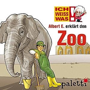 Albert E. erklärt den Zoo (Ich weiß was) Hörbuch