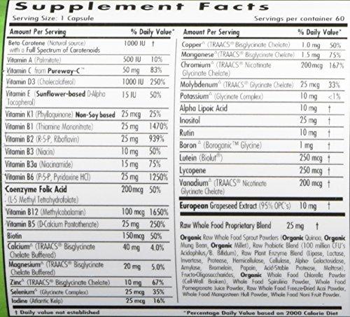 Emerald Laboratories Multi Vitamin Supplement Complete