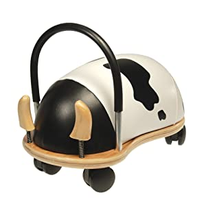 Prince Lionheart Wheely Bug, Cow, Small (Color: Cow, Tamaño: Small)