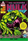 The Incredible Hulk - Season One Part Two (Marvel Originals Series - 90s) [DVD] [1996]