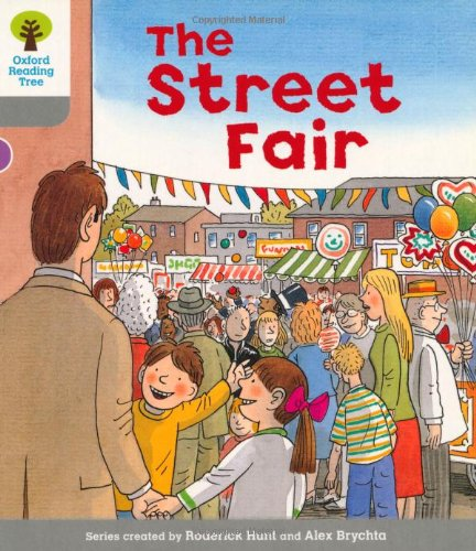 Street Fair. Roderick Hunt, Thelma Page (Ort Wordless Stories)