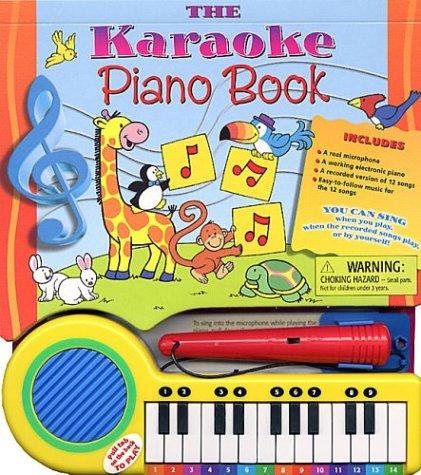 The Karaoke Piano Book