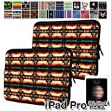 MS factory ノート パソコン PC インナーケース 13 インチ ノートPC / iPad Pro 12.9 / MacBook Air Pro Retina 13.3 撥水 保護 カバー インナー バッグ バッグ RMC series ネイティブ柄/ペンドルトンA RMC-NEODGN13PDT-A