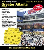 img - for ADC The Map People Greater Atlanta, Georgia Street Map Book book / textbook / text book
