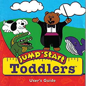 amazon   jump start toddlers cd the jumpstart