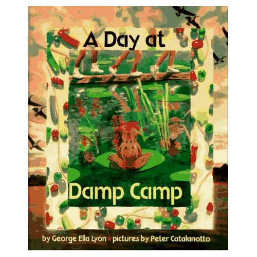 A Day at Damp Camp George Ella Lyon and Peter Catalanotto
