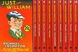 """Just William Boxed Set: """"Just William"""", """"More William"""", """"William Again"""", """"William the Fourth"""", """"Still William"""", """"William the Conqueror"""", """"William the Outlaw"""", ... in Trouble"""", """"William the Good"""", """"William"""""""