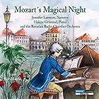 Mozart's Magical Night Hörspiel von Kim Maerkl Gesprochen von: Jennifer Larmore