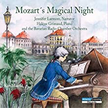 Mozart's Magical Night Performance by Kim Maerkl Narrated by Jennifer Larmore
