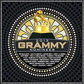 2013 Grammy Nominees [+digital booklet]