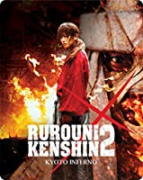 Rurouni Kenshin: Kyoto Inferno (Steelbook Edition) [Blu-ray] [2015] [Region Free]