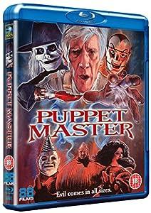 Puppetmaster (BLU-RAY) [1989]