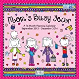 Mom's Busy Year a 16 Month Planning Calendar September 2013-December 2014