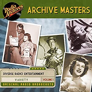 Archive Masters, Volume 1 Radio/TV Program