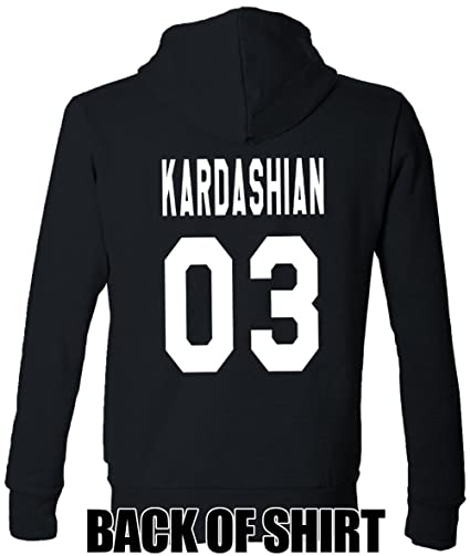 BeWild Brand® - (Back Print) Kardashian 03 Adult