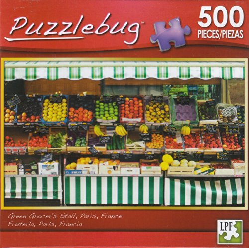 Puzzlebug 500 - Green Grocer's Stall - 1
