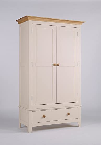 Camden Wardrobe 2 Door Drawer