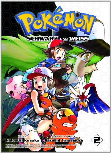 Pokémon Schwarz und Weiß, Band 2